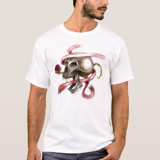 Skull & Rose Tony Thalassinos T-Shirt