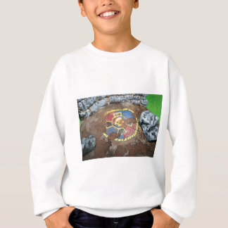Skull Ruins Sweatshirt