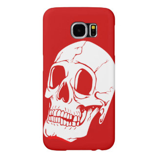 Skull Samsung Galaxy S6 Cases