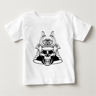 Skull Samurai Warrior Baby T-Shirt
