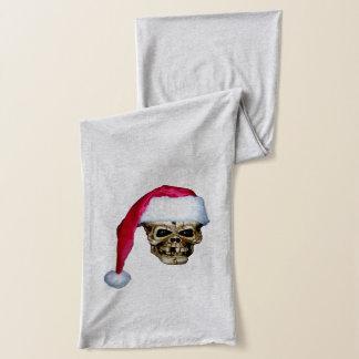 Skull Santa Scarf