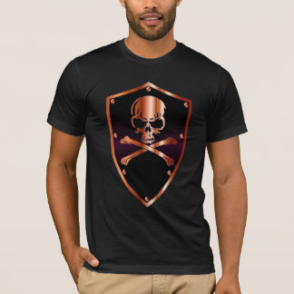 skull shield T-Shirt