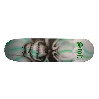 Skull Custom Skate Board