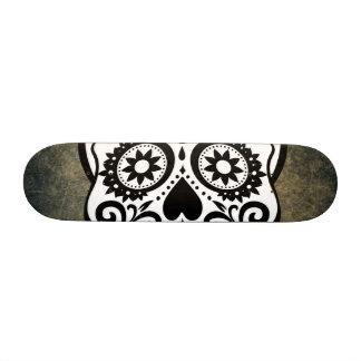 Skull 19.7 Cm Skateboard Deck