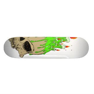 Skull Skateboard 19.7cm