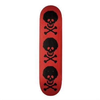 Skull Skateboard Deck