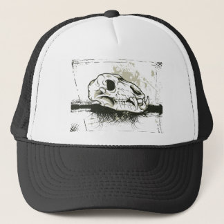 Skull ~ Skulls Animal Skeleton Trucker Hat