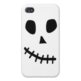 skull smile iPhone 4 covers