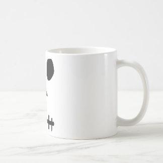 skull smile mugs