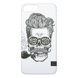 Skull Smoke iPhone 8 Plus/7 Plus Case