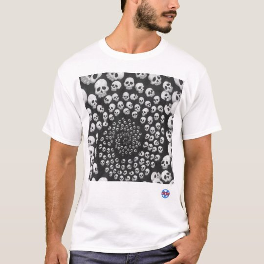 Skull Spiral T-Shirt