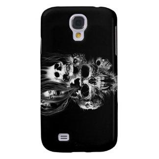 skull spirits galaxy s4 case