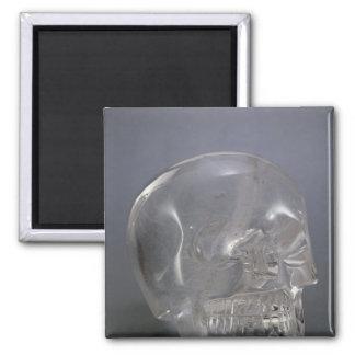 Skull Square Magnet