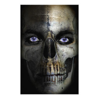 Skull Stationery