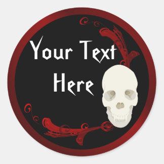 Skull Stickers