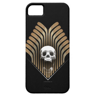 Skull & Sticks (Hockey) iPhone 5 Covers