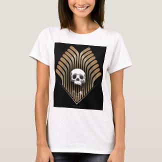 Skull & Sticks (Hockey) T-Shirt