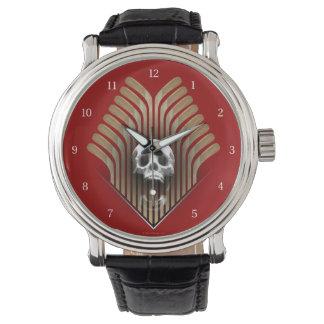 Skull & Sticks Wristwatch