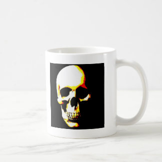 Skull T-Shirts, Mousepads: Fantasy Art  Rock Punk Coffee Mug