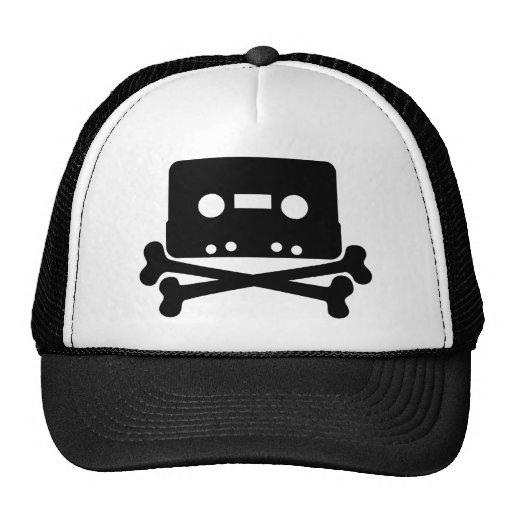 Skull Tape Hat