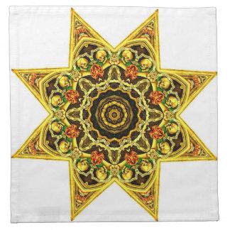 Skull Tapestry Napkin