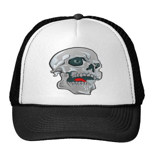Skull Tattoo Hats