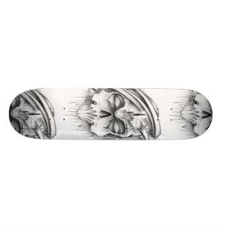 Skull Tattoo Sketch Skateboards