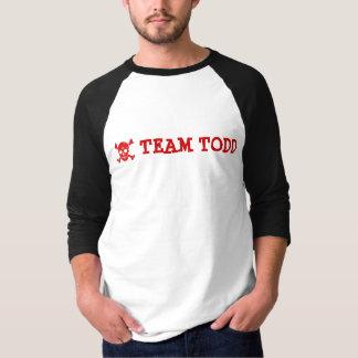 skull, TEAM TODD T-Shirt