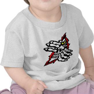 Skull Tearout Tattoo T Shirts
