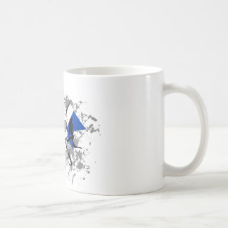 SKULL TECH DIVER COFFEE MUG