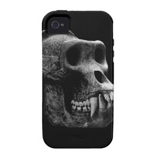 Skull the gorillas. Case-Mate iPhone 4 covers