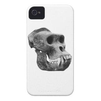 Skull the gorillas. iPhone 4 Case-Mate cases