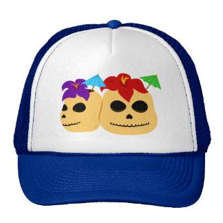 Skull Tiki Mugs Cap