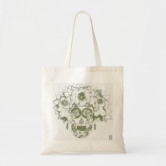 Skull Totebag Tote Bag