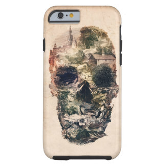 Skull Town Tough iPhone 6 Case