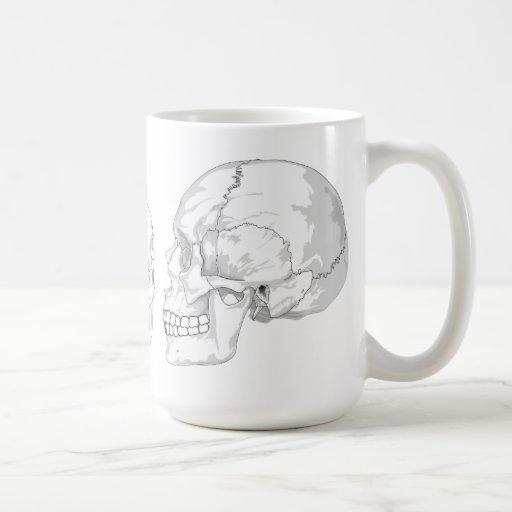 Skull Trio Mug