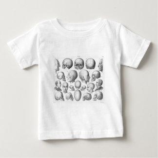 Skull Types Tshirts
