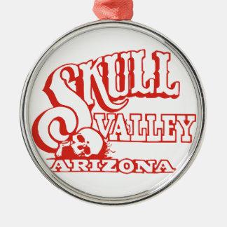 Skull Valley, Arizona Christmas Ornament