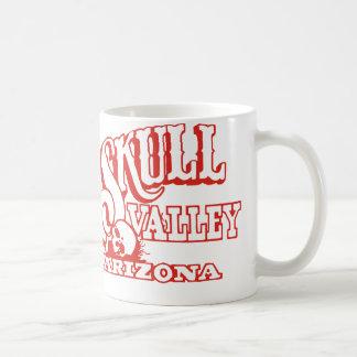 Skull Valley, Arizona Basic White Mug