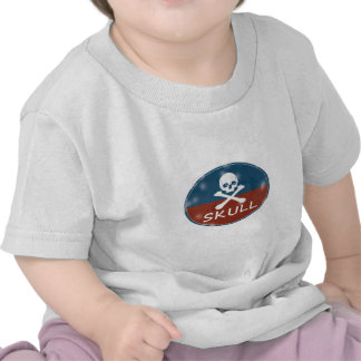 Skull vintage shirt