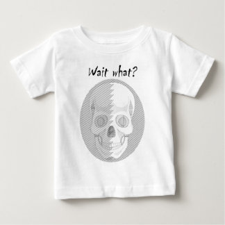 Skull Wait What Tees