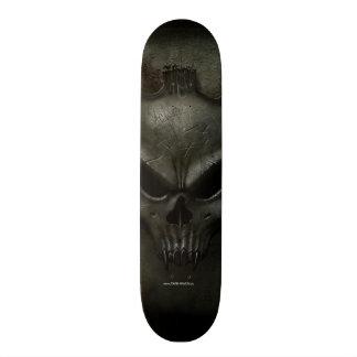 Skull wall skateboard custom skateboard
