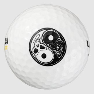 Skull/Wilson Ultra 500 Distance Golf Ball
