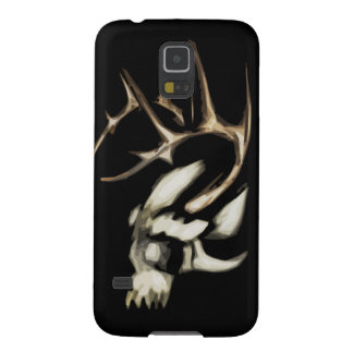 Skull with Antler S5 Case