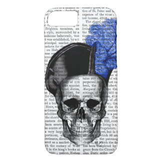 Skull with Blue Hat iPhone 8/7 Case