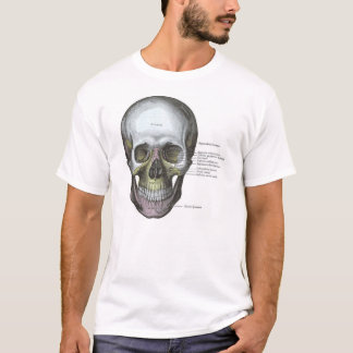 Skull with Detail T-Shirt