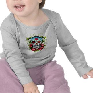 Skull With Hearts Shirts