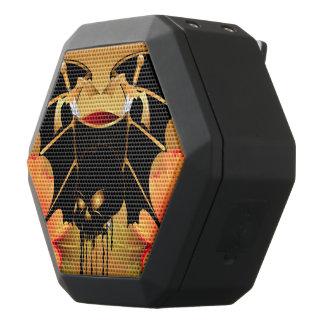 Skull with wings black boombot rex bluetooth speaker