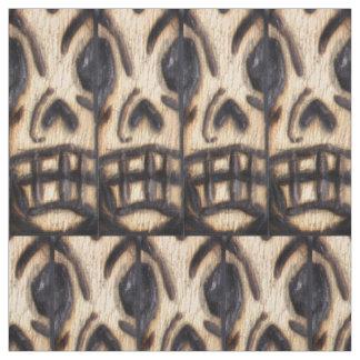 Skull Woogie Fabric