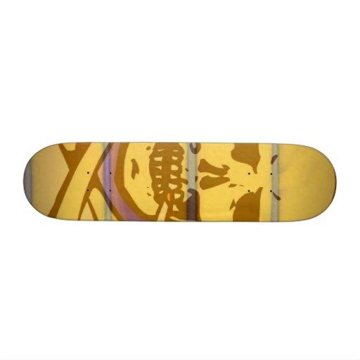 Skullboard Custom Skateboard